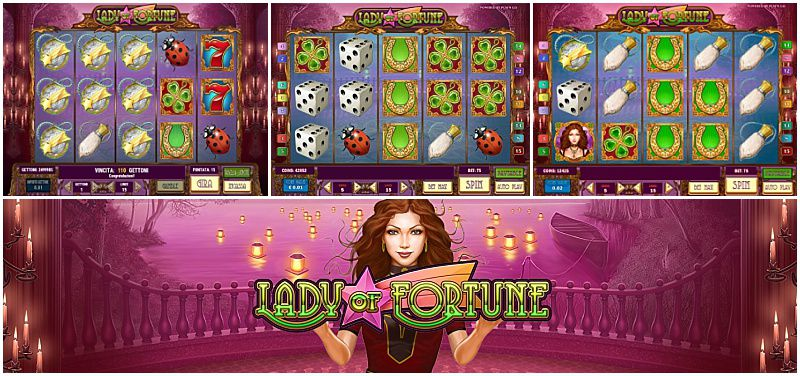 Casino heroes Lady of 61404